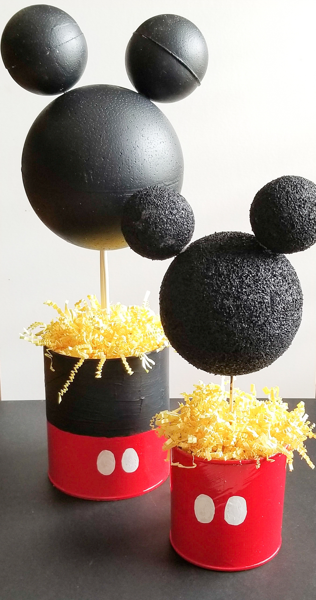 Diy Mickey Mouse Party Ideas Beautiful Eats Amp Things