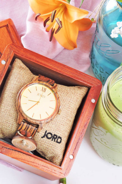Take Time For You with JORD Wooden Watches