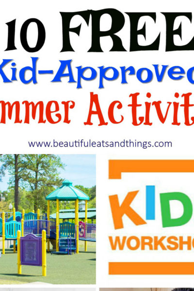 10 Free Things To Do With Your Kids This Summer