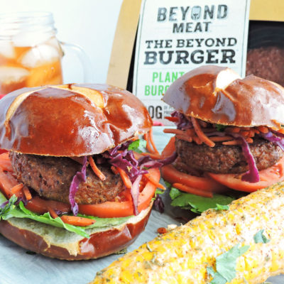 Summertime Grilling with the Beyond Burger by Beyond Meat