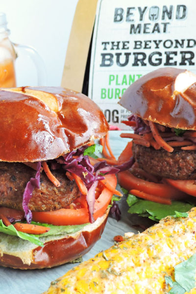 Summertime Grilling with the Beyond Burger
