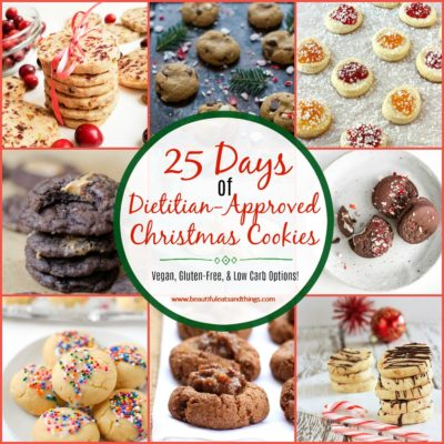 25 Days of Christmas Cookies beautifuleatsandthings.com